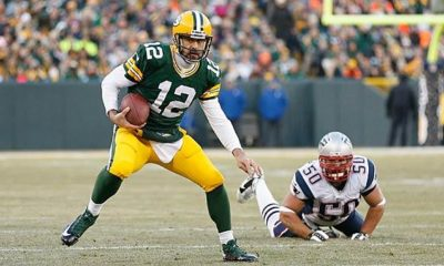 NFL: Tips Week 9: Rodgers! Brady! Who wins the showdown?