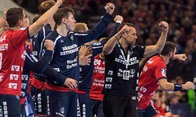Handball: Flensburg wins dramatic top match against Magdeburg