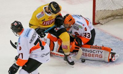 Ice Hockey: Capitals: Fourth consecutive defeat