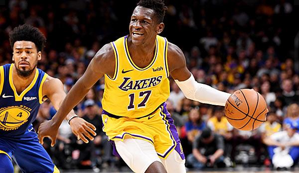 NBA: Bonga before first appearance in the G-League   World Sport News