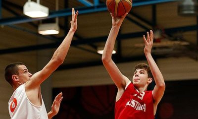 Basketball: Luka Brajkovic: Austria's biggest talent since Jakob Pöltl
