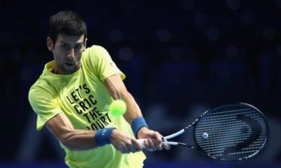 ATP Finals: Novak Djokovic: Help came in the crisis even from Martina Navratilova