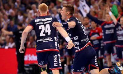 Handball: Flensburg - PSG today live on TV, Livestream, Liveticker