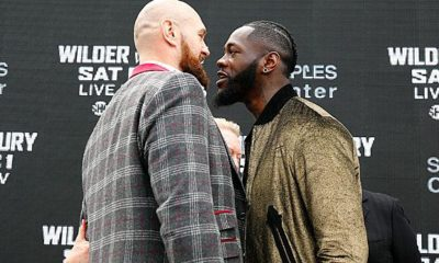 Boxing: DAZN shows Fury vs. Wilder live and exclusive!