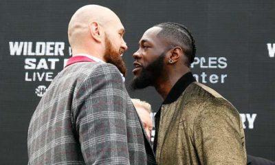 Boxing: Wilder vs. Fury: Date, TV Broadcast, Livestream