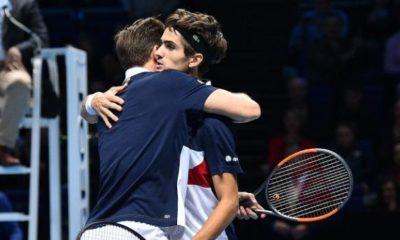 ATP Finals: Herbert/Mahut fix double semifinals, Marach/Pavic are out