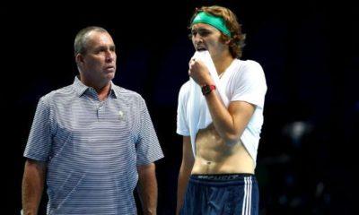 "ATP Finals: Alexander Zverev explains Lendl commentary: ""I'm very disciplined."