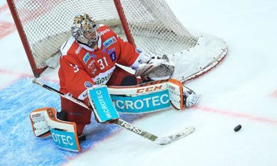 Ice Hockey Austria: Bolzano takes over EBEL table leadership