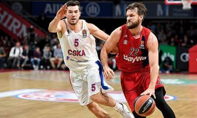 Basketball: Moscow one size too big for Bavaria
