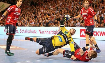 Handball: HBL: Flensburg impresses in top match