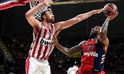Basketball: EuroLeague: FC Bayern defeated Olympiakos