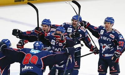 Ice hockey: DEL: Mannheim sovereign, Munich fails