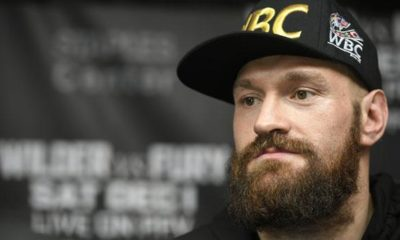"Boxing: Fury warns Wilder: ""Biggest mistake of his life"""