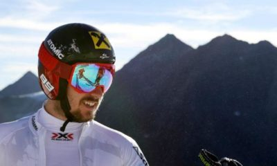 Ski-Alpin: Marcel Hirscher: For the time being probably no start in Super-G