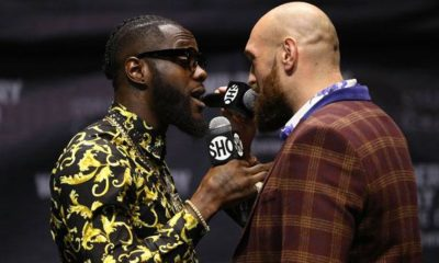 Boxing: Wilder threatens Fury in dramatic video