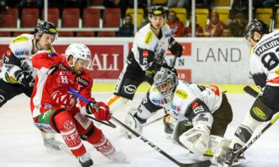 Ice Hockey Austria: KAC jumps with victory vs. Dornbirn to place 1