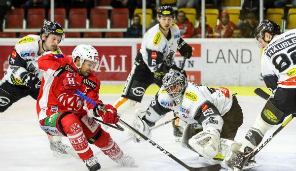 Ice Hockey Austria: KAC jumps with victory vs. Dornbirn to place 1