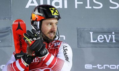 "Alpine skiing: Marcel Hirscher ennobles ÖSV team mates: ""He is a winner""."