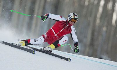 Alpine skiing: Hannes Reichelt aiming for record from Hermann Maier