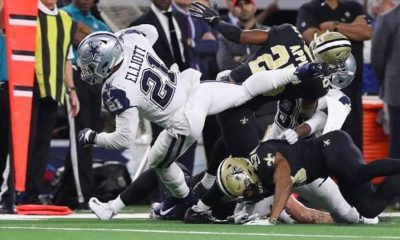 NFL: Parade of Shortcomings - Saints stumble in Texas