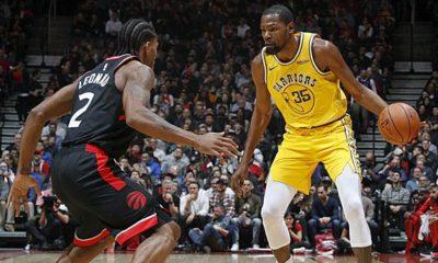 NBA: OT spectacle! Raptors survive 51-point gala of Durant