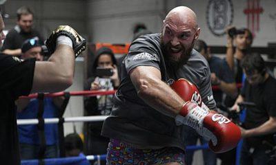 """Boxing: Fury promoter: """"Klitschko the better opponent"""""""