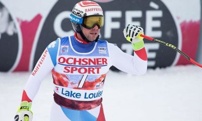 Ski-Alpin: Swiss double victory at downhill in Beaver Creek
