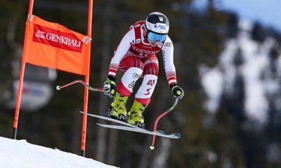 Ski-Alpin: Nicole Schmidhofer sensationally wins the downhill in Lake Louise