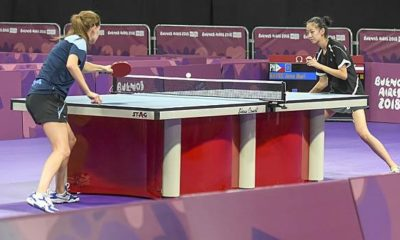Table tennis: European Cup game decided by coin toss