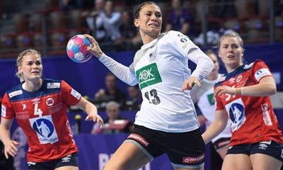 Handball: European Handball Championship: DHB women succeed in opening coup