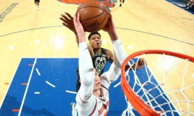 NBA: Greek freak after stepover with warning to Hezonja