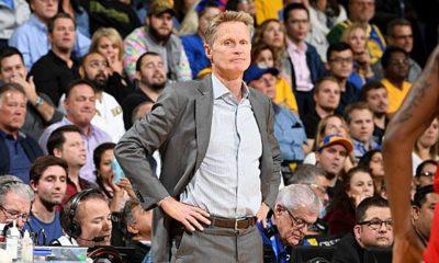 "NBA: Kerr: ""One of my worst performances"""