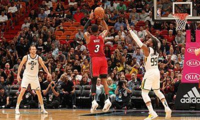 NBA: Dwyane Wade throws Miami to victory