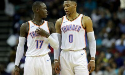 "NBA: Interview with Dennis Schröder: ""Russ knows that he needs me"""