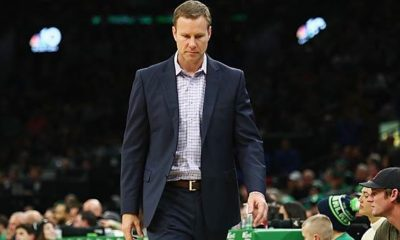 NBA: Coach change at the Bulls official
