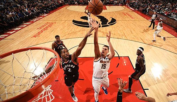 NBA: Jokic dominates! Nuggets win thriller against Toronto