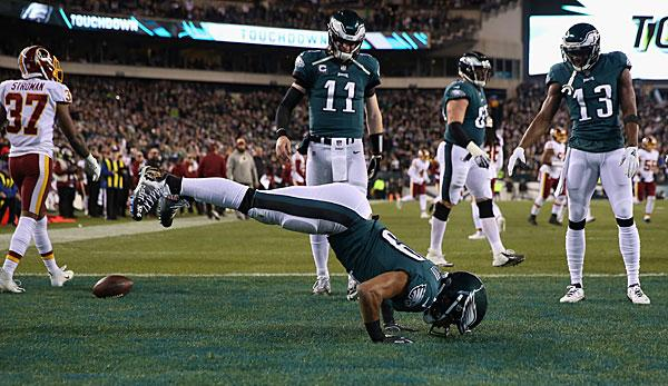 NFL: Philly maintains playoff opportunity with Mark Sanchez comeback