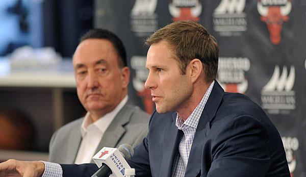 NBA: Bulls sack Hoiberg: Strangle course a la GarPax