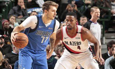 NBA: High flight continues! Mavs also beat Portland