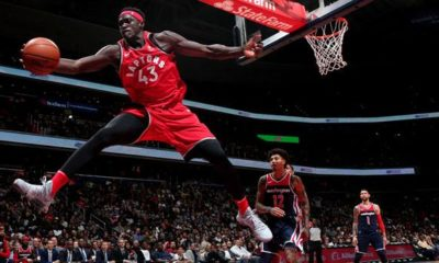 NBA: Siakam at the Raptors: Most Improved Priest