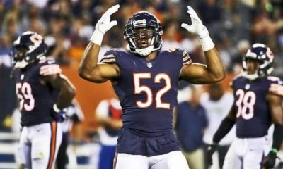 NFL: Bears vs. Rams - the eternally young duel