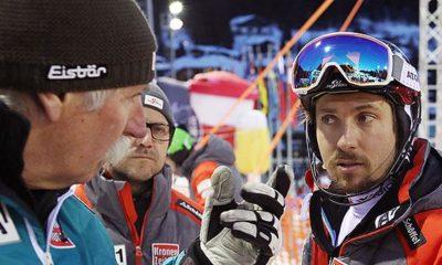 """Alpine skiing: Papa Ferdinand Hirscher: """"Afraid for Marcel"""""""