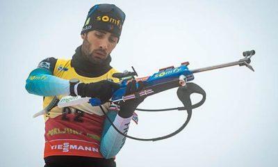 Biathlon: Biathlon: Kühn shines with second place