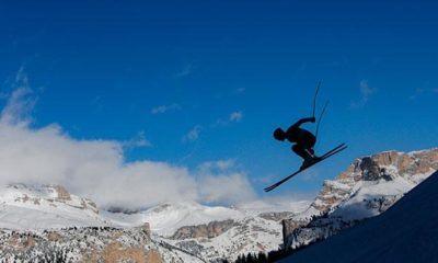 Alpine skiing: Alpine skiing: Val d'Isere women's races take place in Val Gardena