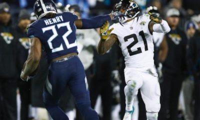 NFL: Jaguars desolate again - Historic Henry overruns Jacksonville