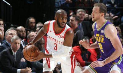 NBA: Desolate Rockets sink in Utah, Celtics triumph