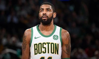 NBA: Kyrie with shoulder injury update