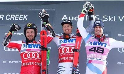 Alpine skiing: Stefan Luitz threatens subsequent disqualification