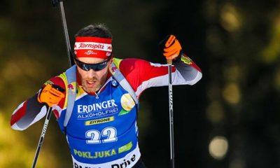 Biathlon: Eder in Pokljuka again under Top-10