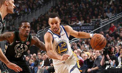 NBA: Revenge successful! Warriors beat Bucks